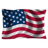 American flag Pillow Cases