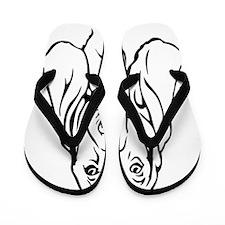 Basset Flip Flops