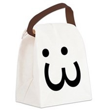 :3 Canvas Lunch Bag
