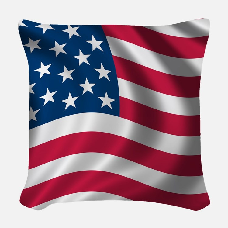 Throw Pillows Us : Us Flag Pillows, Us Flag Throw Pillows & Decorative Couch Pillows