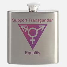 Transgender Equality Flask