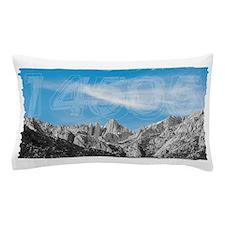 Mt Whitney 14505 Pillow Case