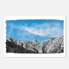 Mt Whitney 14505 Postcards (Package of 8)