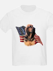 Bloodhound Flag T-Shirt