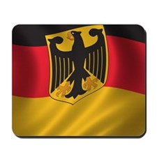 Flag of Germany Mousepad
