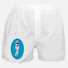 Ae Sook-Bathing Suit Boxer Shorts
