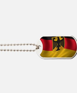 Flag of Germany Dog Tags