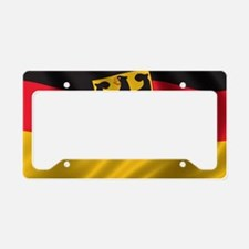 Flag of Germany License Plate Holder