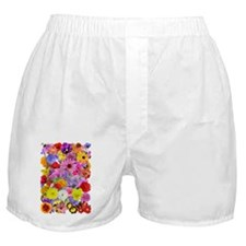 Eileens multifloral A3 Boxer Shorts