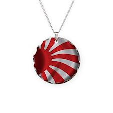 Japan Naval Flag Necklace
