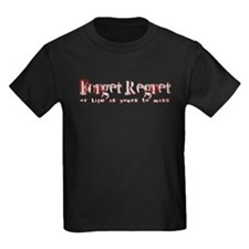 forget regret T