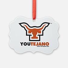 YouTejano Logo Ornament
