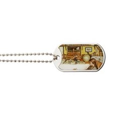 The Reading Room Dog Tags