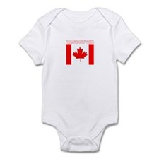 Vancouver, British Columbia Infant Bodysuit