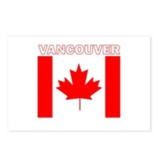 Vancouver, British Columbia Postcards (Package of