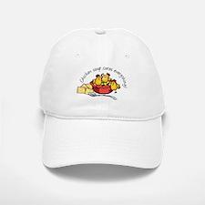 Chicken Soup Baseball Baseball Cap