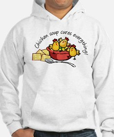 Chicken Soup Hoodie