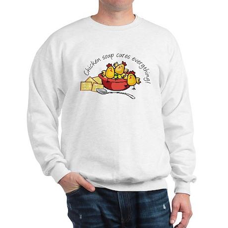 Chicken Soup Sweatshirt