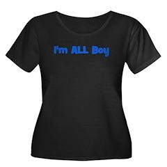 I'm ALL Boy! Blue T