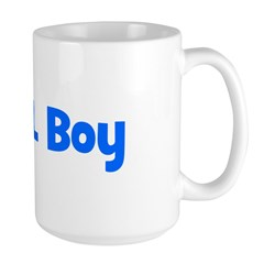I'm ALL Boy! Blue Mug