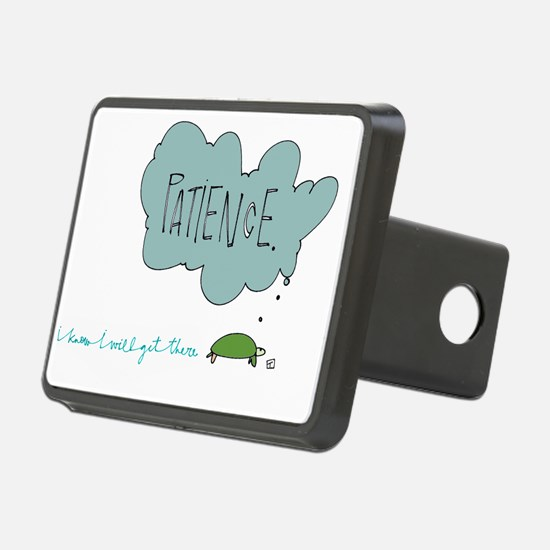 Patient Turtle Hitch Cover