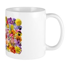 Eileens Multifloral long Mug