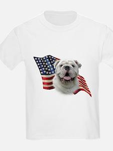Bulldog Flag T-Shirt