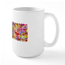 Eileens Multifloral 2 x landscape Mug