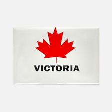 Victoria, British Columbia Rectangle Magnet