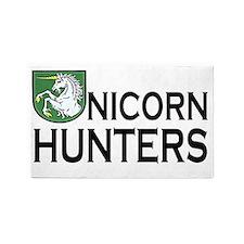 Unicorn Hunters 3'x5' Area Rug