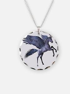 Flying Pony 1 Necklace