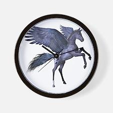 Flying Pony 1 Wall Clock