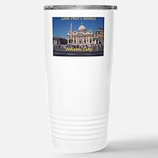 VaticanCity_10X8_puzzle Stainless Steel Travel Mug