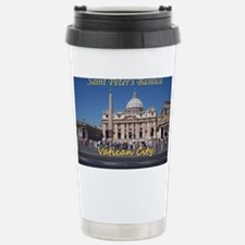 VaticanCity_10X8_puzzle Travel Mug