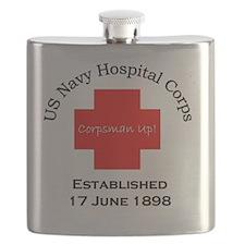 Established 17 June 1898 Flask