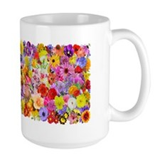 Eileens Multifloral 1.8x Landscape Mug