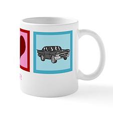 peacelovecarswh Mug
