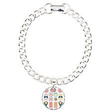 Sushi Charm Bracelet, One Charm