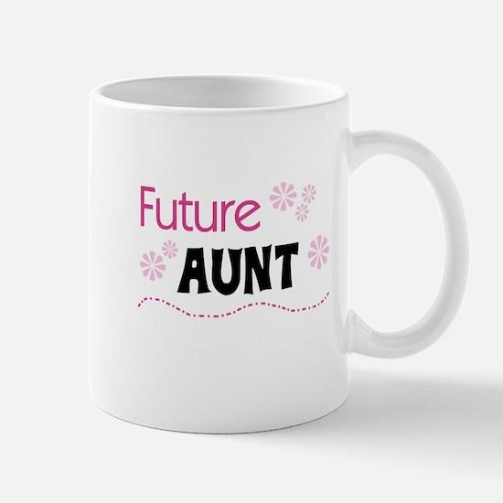 Future Aunt Mug