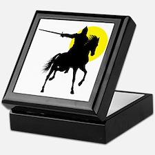 Eastern Knight Keepsake Box