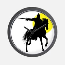 Eastern Knight Wall Clock