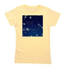 Corgi Constellation Girl's Tee