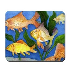 Fun Fish Mousepad