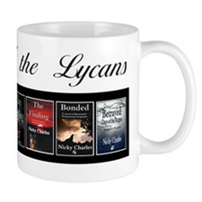 Law of the Lycans book covers Small Mug