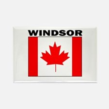 Windsor, Ontario Rectangle Magnet
