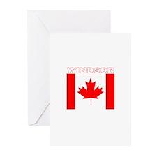 Windsor, Ontario Greeting Cards (Pk of 10)
