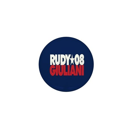RUDY GIULIANI 08 Mini Button (10 pack)