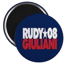 "RUDY GIULIANI 08 2.25"" Magnet (10 pack)"