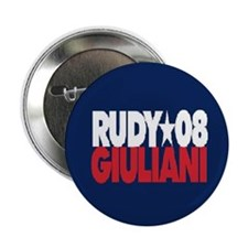 "RUDY GIULIANI 08 2.25"" Button (10 pack)"