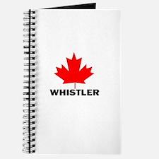 Whistler, British Columbia Journal